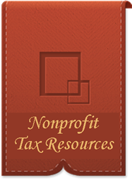 Nonprofit Tax Resources
